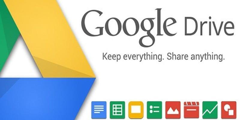 lưu trữ đám mây của google