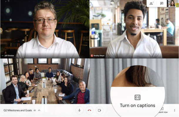 COVID-19: Google Hangouts Meet features free